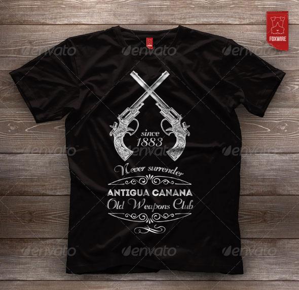 Vintage Retro T-shirt