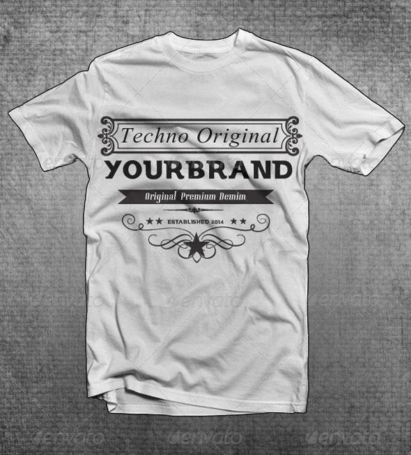 Techno Original T-Shirts