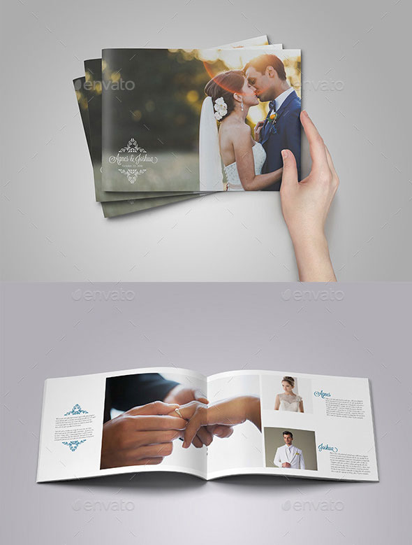 Luxury Wedding Album