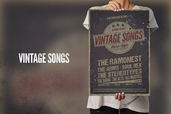 Vintage Songs