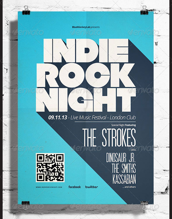 Indie Flyer / Poster 12