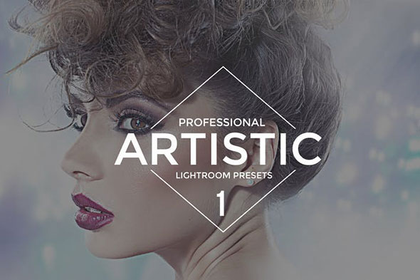 Artistic vol. 1 Lightroom Presets