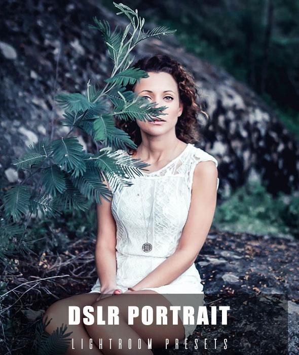 DSLR Portrait Presets