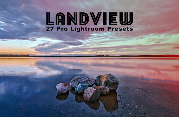 Landview Pro Lightroom Presets