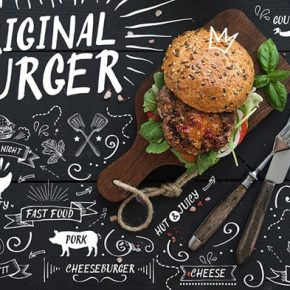 20 Outstanding Fonts For Your Restaurant Menu Design