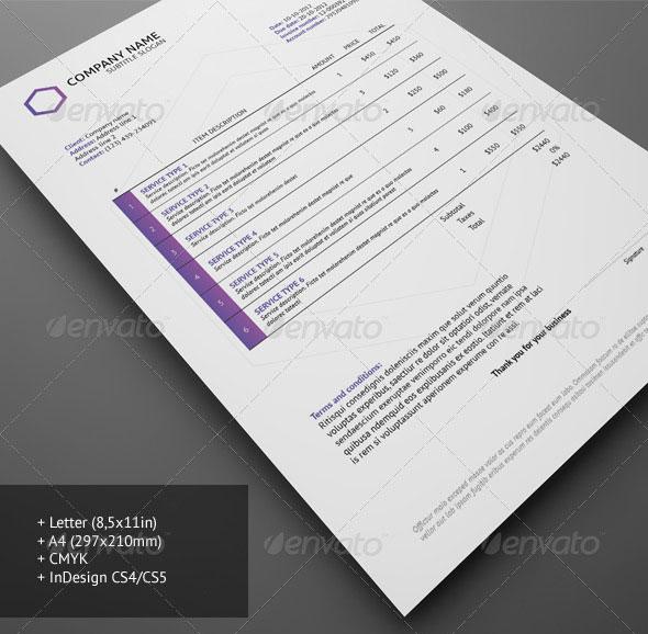 Invoice 1
