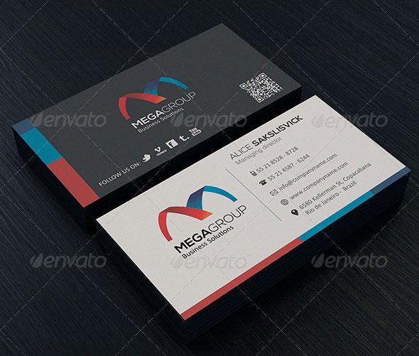 Clean Business Card Vol. 05