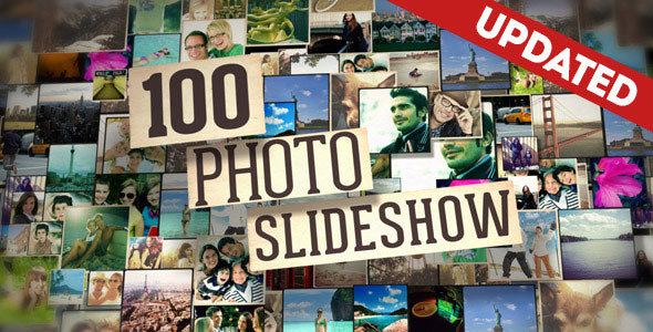 100 Photo Slideshow
