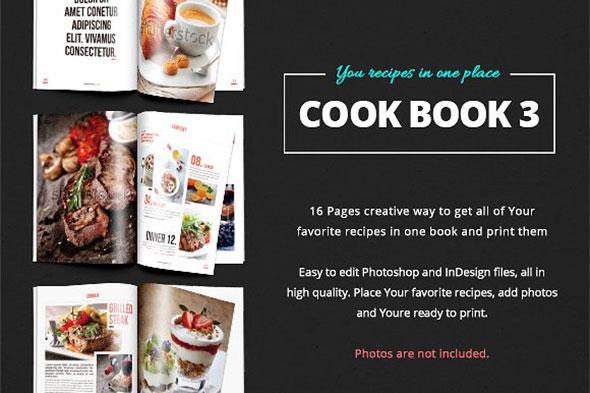 CookBook - Recipes vol 3