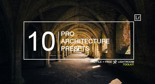10 Pro Architecture Presets